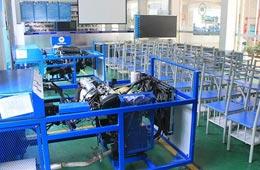 电控发动机理实教室(一)