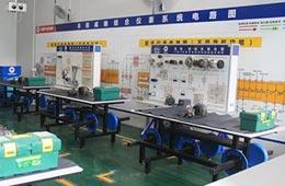 汽车电器实训室(五)