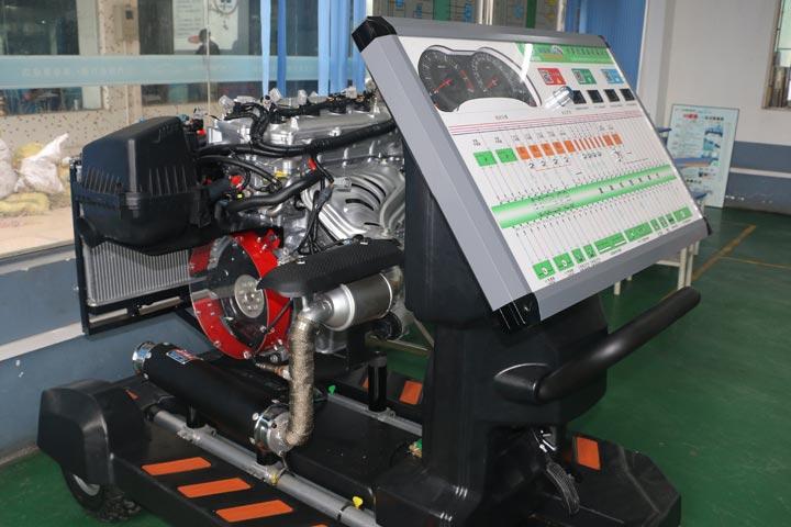 卡罗拉发动机实训台