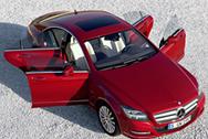 汽车世界--奔驰2011款 CLS