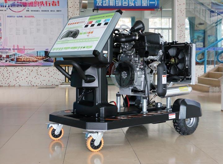 丰田卡罗拉发动机台架