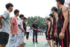"""2016年广州万通""""联通杯""""篮球赛(初赛)"""