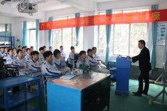 2017.2.10广州万通技术总监进校园活动开讲了