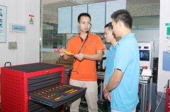 新能源汽车电机电控系统实训台实训