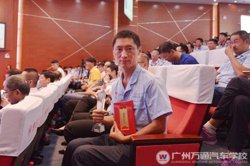 来广州万通学习新能源汽车检测与维修专业,14个月,助你变身市场紧缺